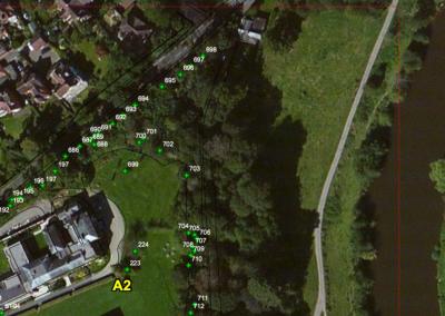 Shrewsbury School map